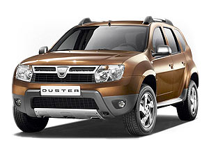 Duster Self Driven in Goa