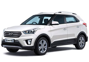Sport Utility Self Drive Car Goa