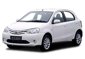 Etios Self Driven Car in Goa