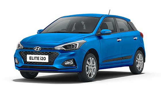 Hire Self Driven i20 Car in Goa