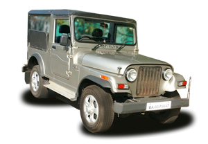 Hire Jeep in Goa for Self Drive