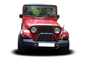 Book Self Driven Jeep in Goa