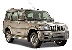 Hire Scorpio Car in Goa
