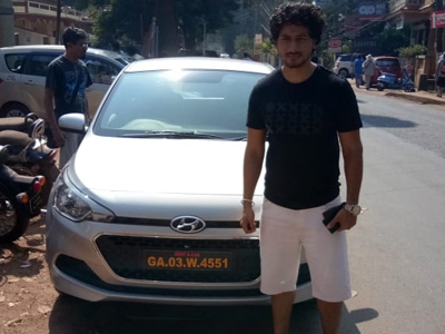 Cab Service in Goa